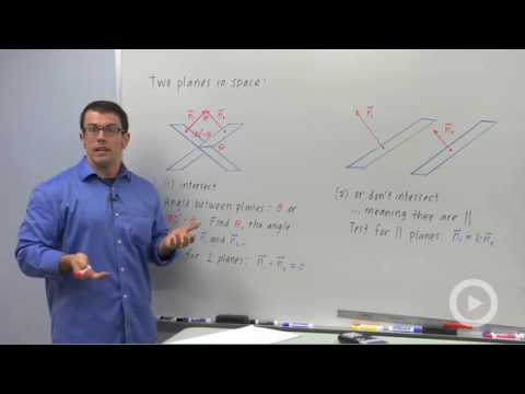 Precalculus - Lines in 3 Dimensions