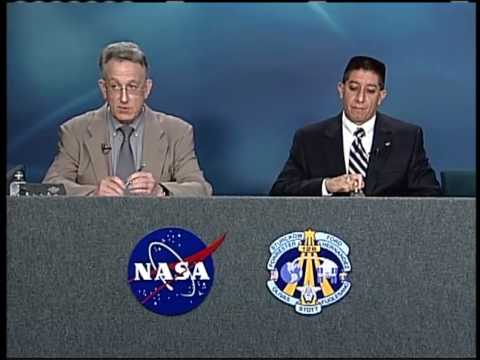 STS-128 Mission Status Briefing 090909