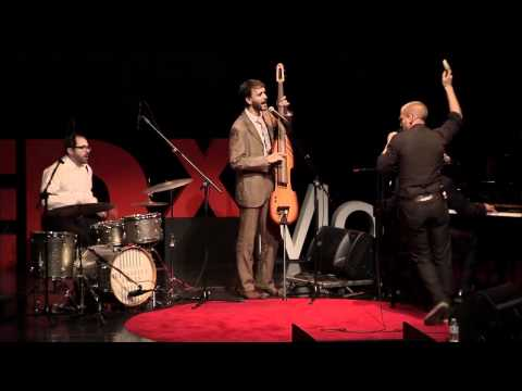 TEDxMontreal - Irreverend James and the Critical Mass Choir - Taking God Out Of Gospel