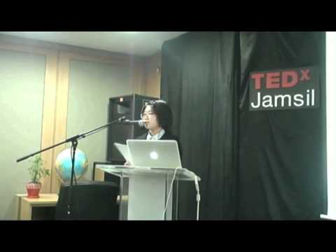 TEDxJamsil - Hwan-hee Lee - The influence of the roof lights on the ladybugs in the city.