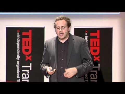 TEDxTransmedia 2011 - Mitchell Joachim - Environmental cities