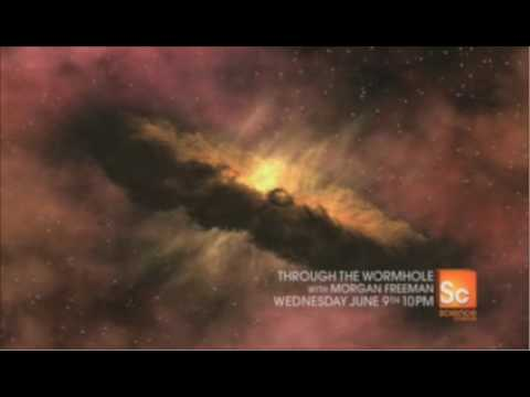 Through the wormhole-promo