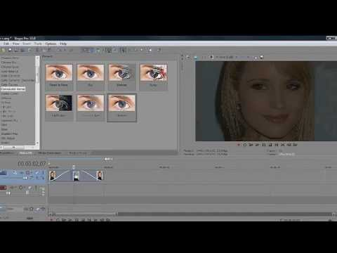 Sony Vegas Tutorial || VampireMaty's HD Settings