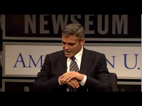 "Reel Journalism: ""Good Night, and Good Luck"" Part 5 (George Clooney )"
