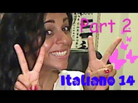 درس 14  / Italiano Part 2