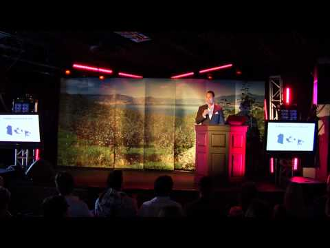 TEDxKelowna - Paul Etherington - 360 Degree Young Professional