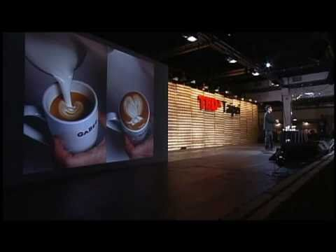TEDxTaipei - Van Lin - Creative and Fancy Coffee (林東源 - GABEE.創意咖啡)