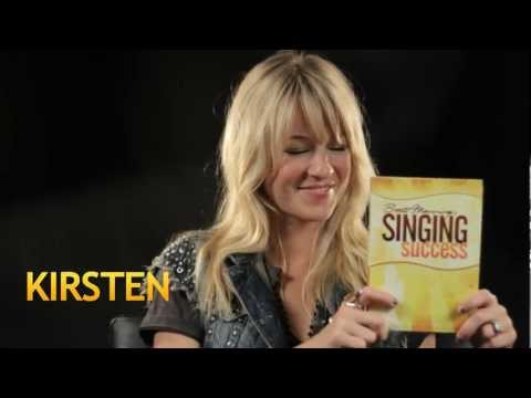 Singing Success Review - Kirsten