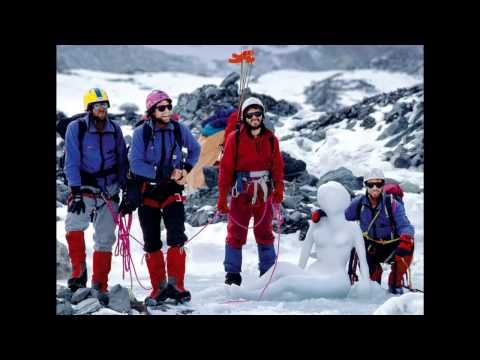 TEDxSalford - Stephen Venables - To The Top: The Story of Everest
