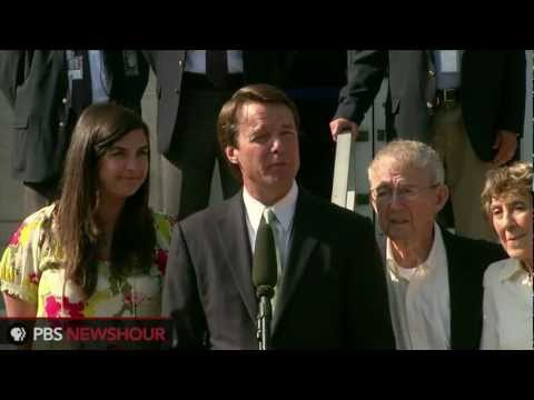 Watch John Edwards' Speech After Verdict