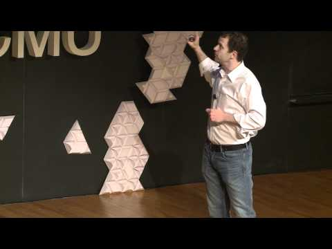 Reinterpreting the Process of Innovation: Jay Whitacre at TEDxCMU