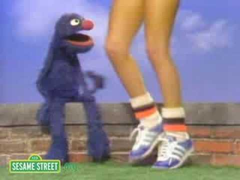 Sesame Street: Grover Explains About Knees