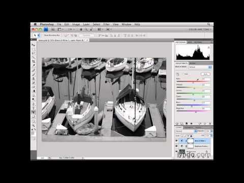 Photoshop: Using adjustment layers and the Adjustment panel   lynda.com