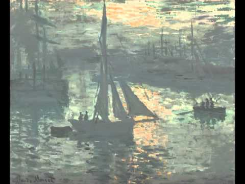 Sunrise (Marine), Claude Monet