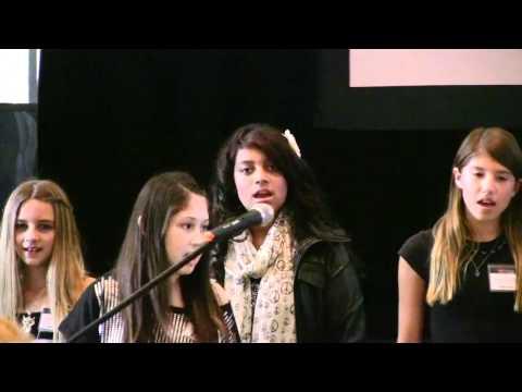 TEDxMalibu - Malibu Boys & Girls  Glee Club - Voices in Song