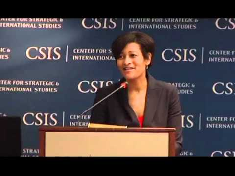 Video: Options for Building a New Haiti - Keynote by Cheryl Mills