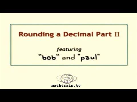 Rounding a Decimal