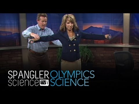 Olympics Science - Cool Science Experiment