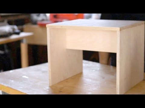 Step Stool DIY: How to Build It || KIN PARENTS