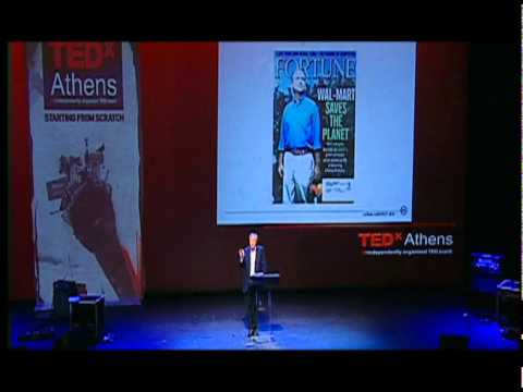 TEDxAthens - Goran Carstedt - Leadership for a Sustainable Future
