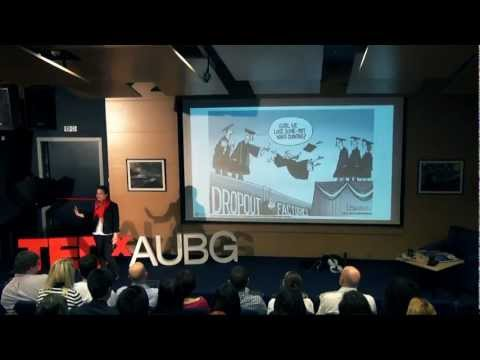 TEDxAUBG - Lacey Cope - Living Cultural Diplomacy