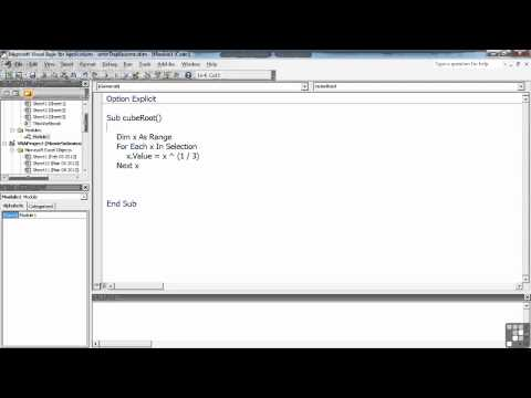 Visual Basic for Excel Tutorial | VBA Ignore Errors | InfiniteSkills