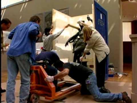 Preparing an Art Exhibition