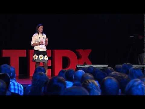TEDxZurich - Eleanor Dobson - Inside the belly of CERN