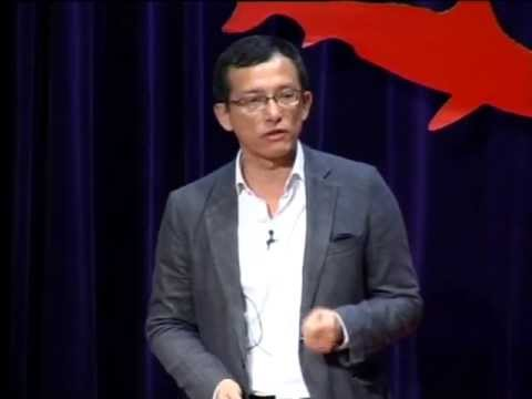 TEDxWWF - Simon Tay - Asia's Rise and the Environmental Cost: Up In the Air?
