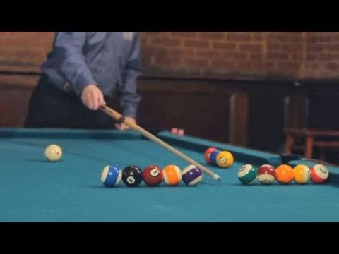 Pool Trick Shots / Intermediate Shots: Window
