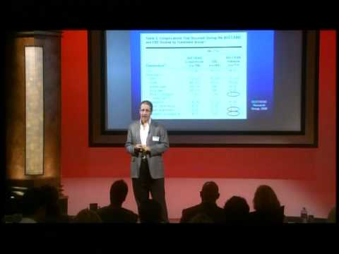 Psyching Out Diabetes: Bill Polonsky, Ph.D. at TEDxDelMar