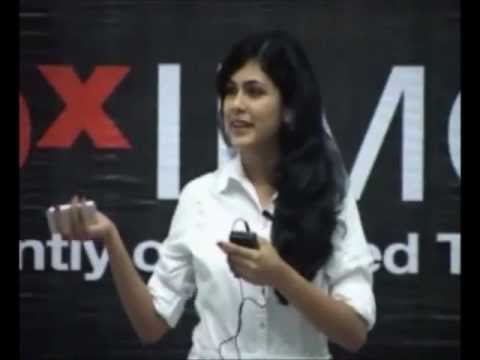 Six childhood lessons that one should forget: Nikita Singh at TEDxIIMC