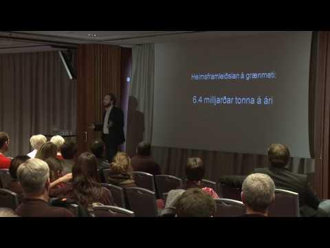 TEDxReykjavik - Smári McCarthy - 9/6/09 [Icelandic]