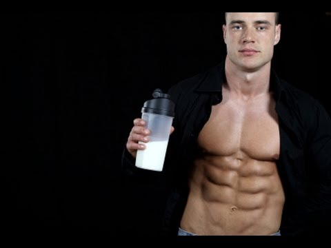The Ultimate Muscle Building Shake