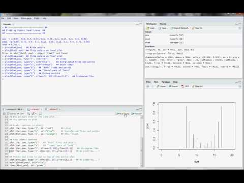 R8:  Line plots (Econometrics in R)