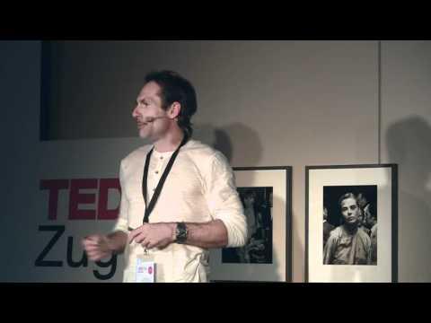 TEDxZug - Freddy Nock - Walk the Line