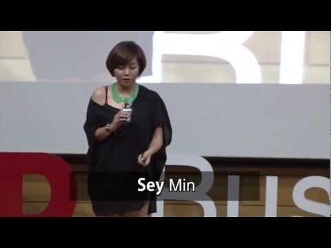 What is data visualization (데이터 시각화란 무엇인가): Sey Min at TEDxBusan