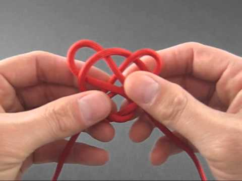 The Hole in Your Heart Knot by TIAT (A Single Person's Valentine)