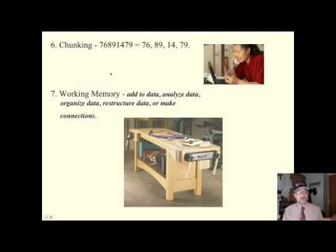 Saylor PSYCH303: Information Processing Short Term and Working Memory