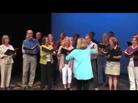 "TEDxSIT: Brattleboro Concert Choir ""Sacred Manna"" Part 2"