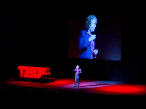 TEDxRotterdam - Geert Chatrou - Becoming  world champion in whistling