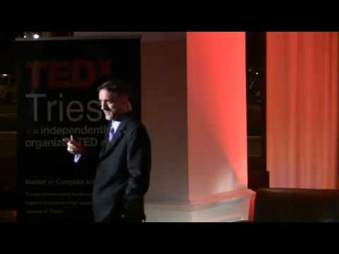 TEDxTrieste 2/25/11 - Stephen Taylor - What we've got here is a failure to communicate