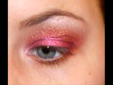 Neon Pink & Orange Tutorial