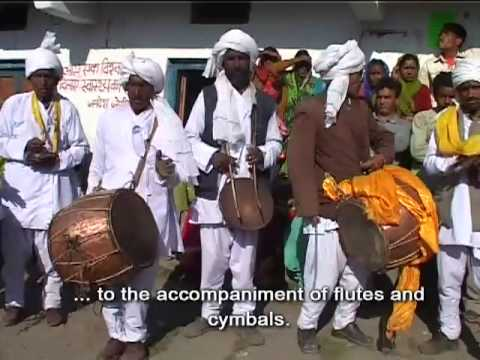 Ramman: religious festival and ritual theatre of the Garhwal Himalayas, India