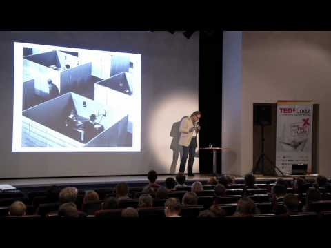 TEDxLodz - Richard Watson - Creating spaces for thinking