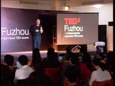 TEDxFuzhou-Chen Dang-To clean up mental trash shall started with physical one