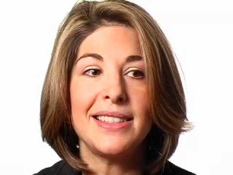 Naomi Klein: Why do you write?