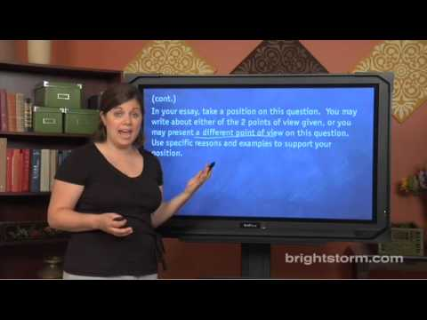Writing: Common ACT Essay Pitfalls