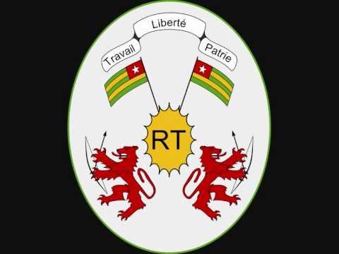 National Anthem of Togo (1979-1991)
