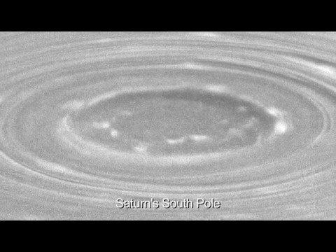 Saturn's Cyclones